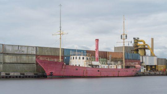 26 forladte skibe fjernes fra Grand Harbour, Malta