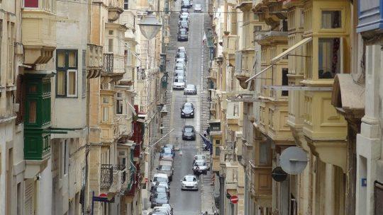 Kraftig stigning i antallet af køretøjer på Malta