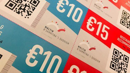 Så kan du bruge dine €100 Malta vouchers